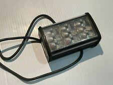 Federal Signal Fs Cuda Trioptic Model 352012 Series Led Light Tested