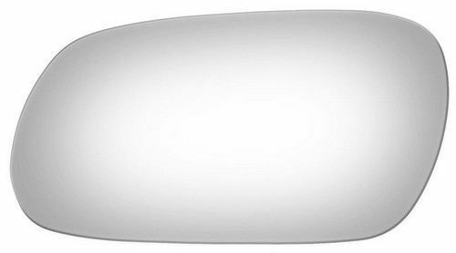 Driver Side View Drop Fit OE Replacement Mirror Glass F26024 Fits Toyota