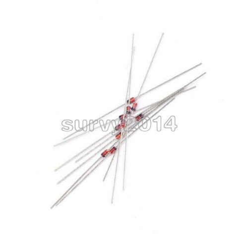 1000PCS 1N914 Small Signal Diode DO-35 High Conductance Fast Diode