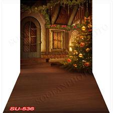 Christmas10'x20'Computer/Digital Vinyl Scenic Photo Backdrop Background SU536B88