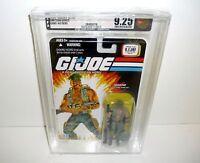 Gi Joe Gung Ho 25th Anniversary Action Figure Complete Afa 9.25 V18 2008
