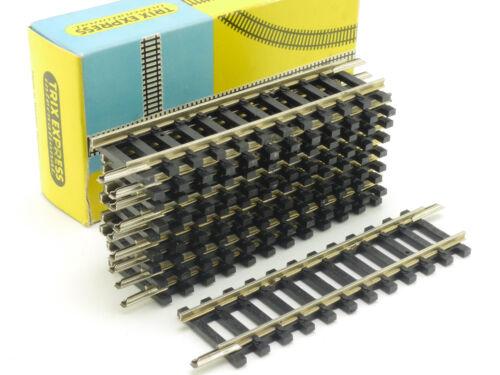 Trix Express International 4206 10x Gerades Gleis Neusilber NEU OVP ST 1606-27-0