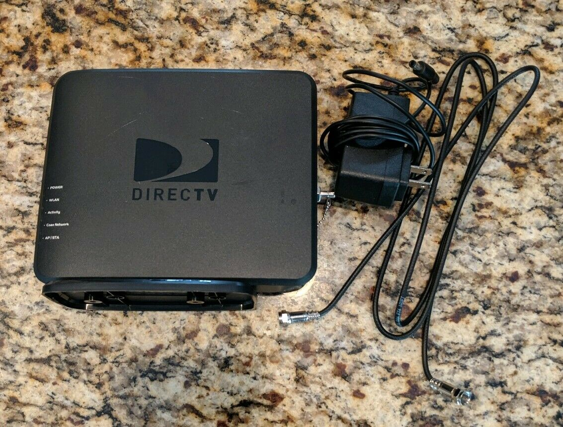 Brand New DirecTV Wireless Cinema Connection Kit On Demand WIFI Broadband Deca