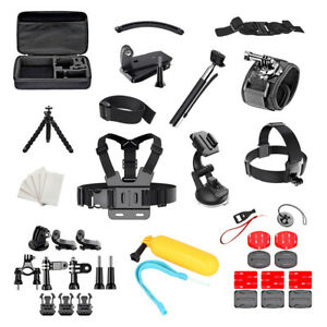 50-in1-Action-Kamera-Zubehoer-Kit-fuer-GoPro-Hero-7-6-5-4-3-2-Session-5-Action-Cam