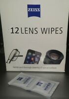ZEISS Lens Cleaning Wipes ideal for glasses, cameras, ipads/iphones, laptop, LCD