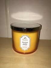 Bath & Body Works 14.5oz 411g Jar USA Exclusive Candle Pineapple Mango
