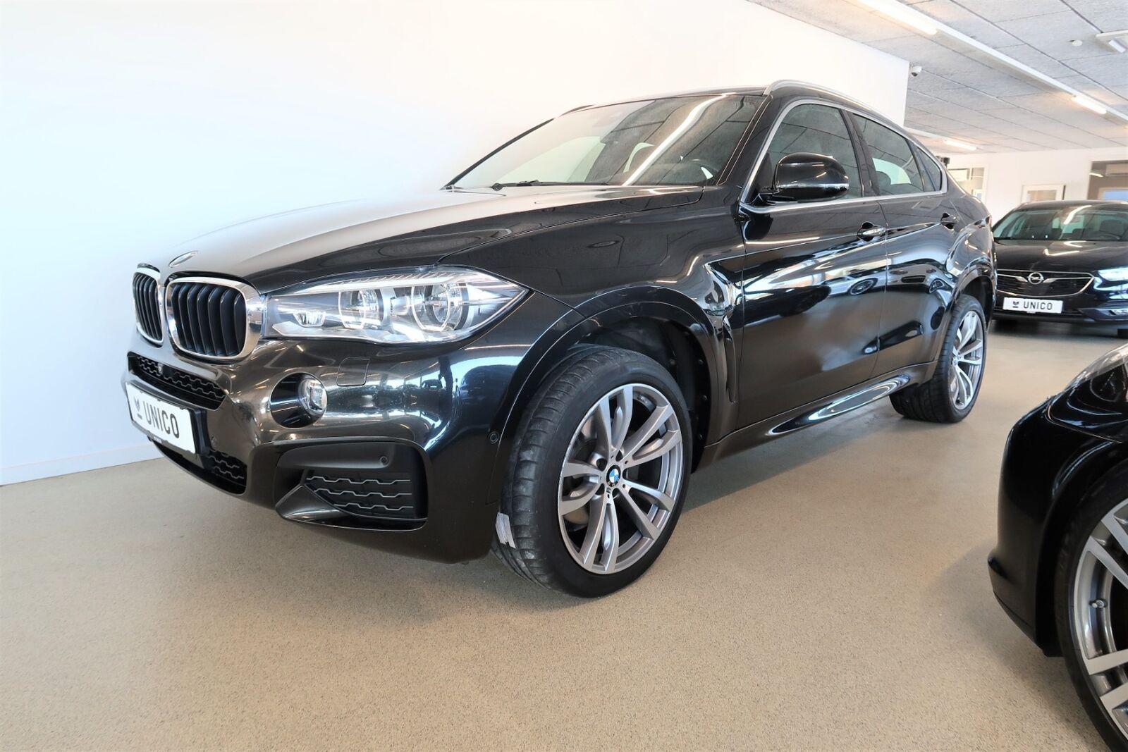 BMW X6 3,0 xDrive30d aut. 5d