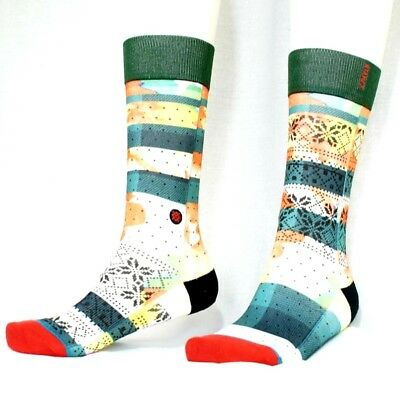 Stance Sawtooth Strick Socken Socks Gr 43-46 L-XL
