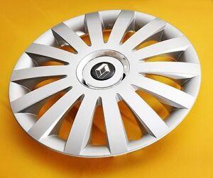Enjoliveur Renault Modus : 15 renault clio kangoo modus wheel trims covers hub caps quantity 4 ebay ~ Dallasstarsshop.com Idées de Décoration