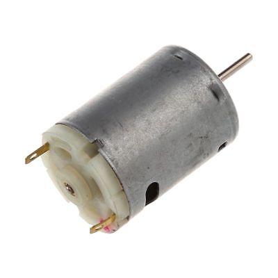 12V DC 6000RPM Drehmoment magnetischen Mini Elektromotor fuer DIY Autos G8E C9R2