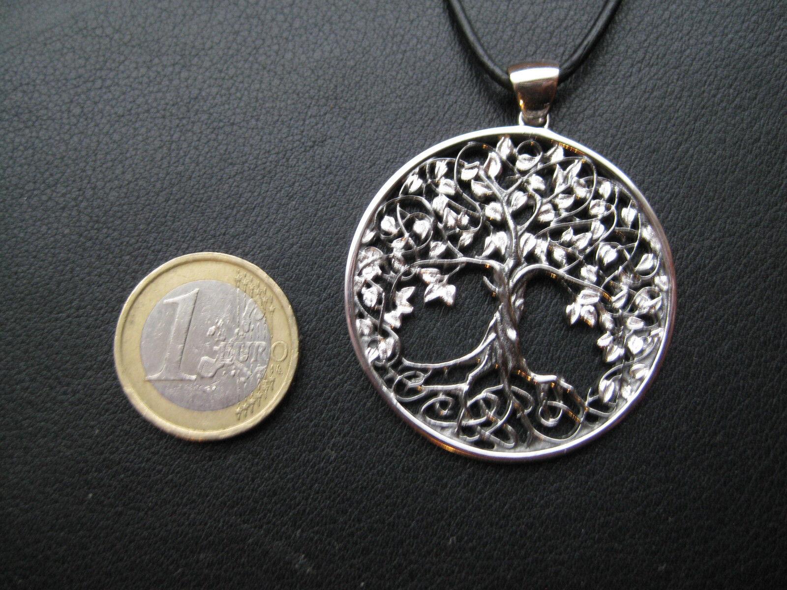 Vita Albero Gross 925'er argentoO argentoO argentoO KT + nastro mondi ALBERO LUX XL 435 eaf68b