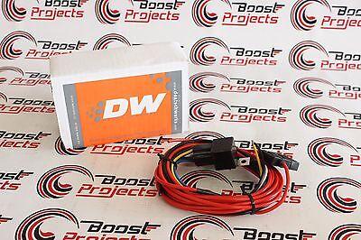DeatschWerks For Bosch Fuel Pump Hard Wire Installation Kit #FPHWK