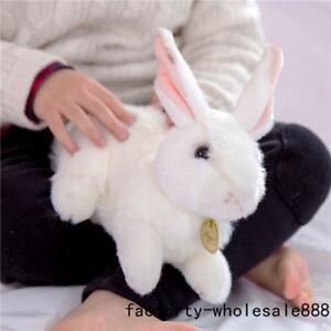 27cm-Giant-Big-White-Bunny-Rabbit-Toy-Stuffed-Animals-Plush-Soft-Doll-Handmade