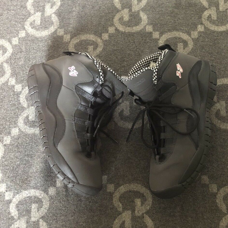 100% AUTHENTIC AIR JORDAN 10 RETRO SIZE 7 SHADOW CDP The latest discount shoes for men and women