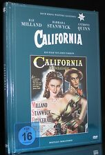 DVD WESTERN LEGENDEN 41 - CALIFORNIA - ANTHONY QUINN + BARBARA STANWYCK * NEU *