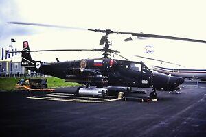 4-439-2-Kamov-Ka-50-034-Black-Shark-034-Russian-Air-Force-Kodachrome-SLIDE