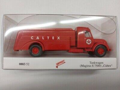 Wiking-088352 Tankwagen Magirus Caltex