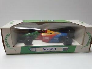 CORGI-MOBIL-MODEL-BENETTON-F1-BOXED-1989-A1