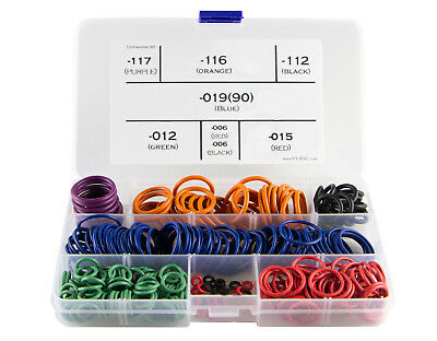 Tippmann TMC 5x color coded o-ring rebuild kit by Flasc Paintball