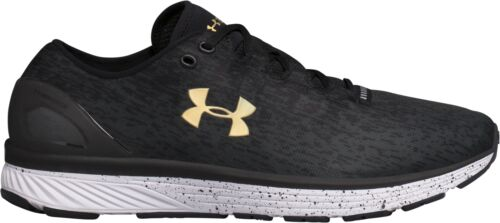 Under Armour Charged Bandit 3 Ombre Mens Running Shoes Black