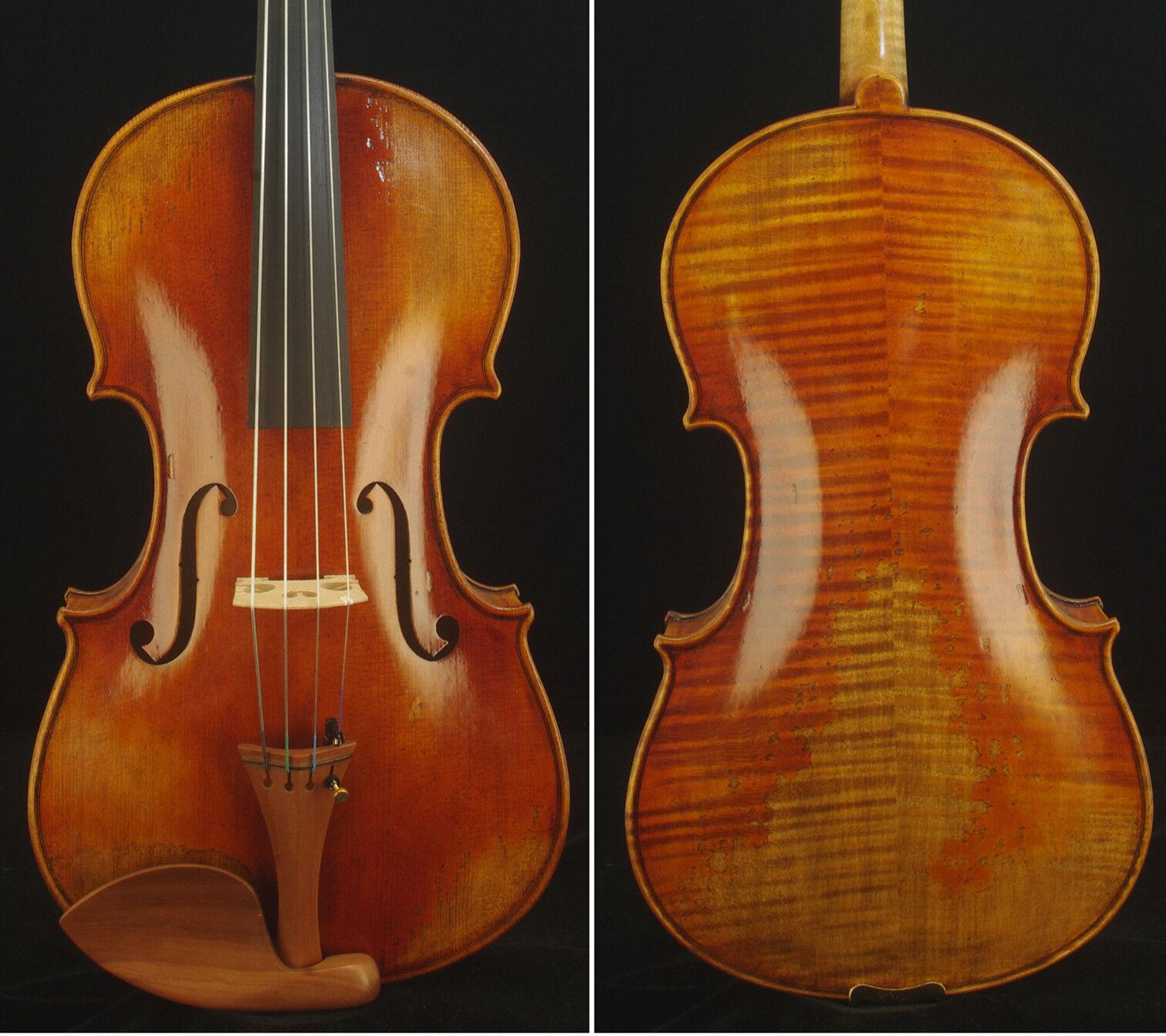 Maestro Stradivarius 16.5' purple copy  Powerful tone