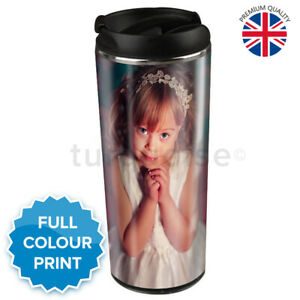 Personalised-Custom-Photo-Slim-Thermal-Mug-Coffee-Tea-Steel-Travel-Flask-Cup