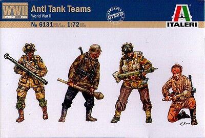 Italeri - Anti Tank Teams (world War Ii) - 1:72 - 6131 Portare Più Convenienza Per Le Persone Nella Loro Vita Quotidiana