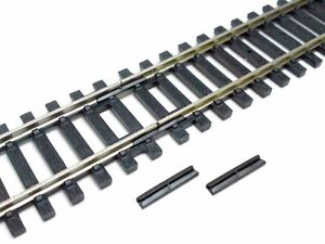 Hornby-R920-Programming-Track-Insulated-Fishplates-Pack-of-12-1-76-OO-Gauge