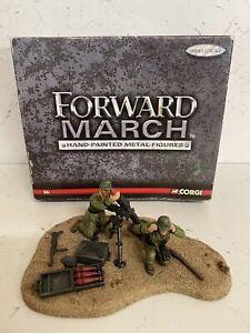 CORGI-FORWARD-MARCH-EL-Alamein-German-Mortar-Team-1942-SOLDIER-SET
