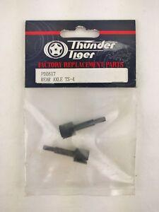 Thunder Tiger Pd0817 Essieu Arrière Ts-4