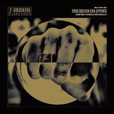 "Golden Era Cypher Hilltop Hoods The Funkoars Vents Briggs Vinyl 10"" Gold Single"