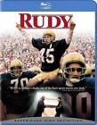 Rudy 0043396162167 With Sean Astin Blu-ray Region a