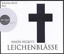 Leichenblaesse-Hoerbestseller-von-Beckett-Simon-Buch-Zustand-gut