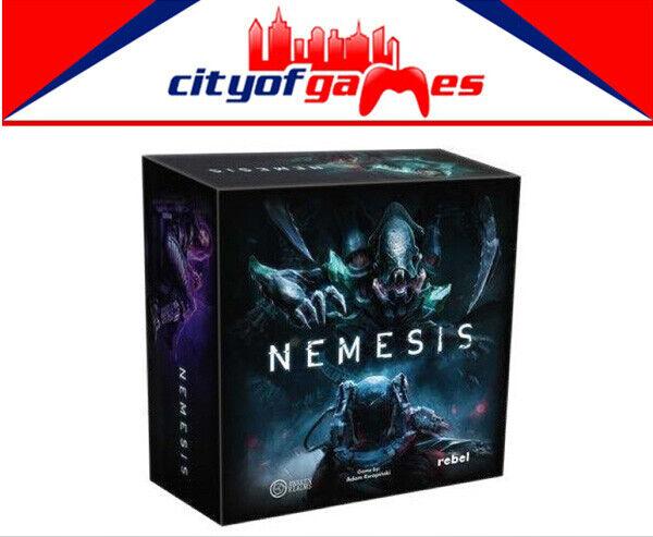 Nemesis Board Game Brand nouveau  Pre Order  grande vente