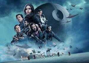 STAR-WARS-ROGUE-ONE-POSTER-Last-Jedi-Force-Awakens-Photo-Print-Poster-A3-A4