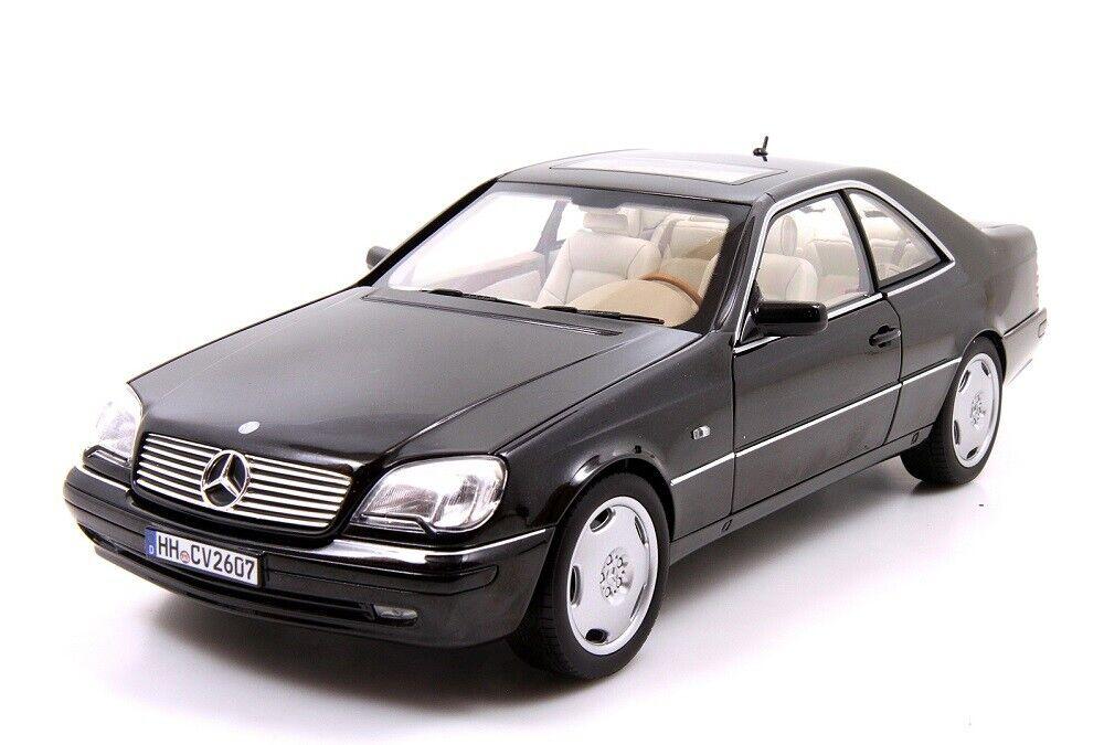 Mercedes CL600 Coupe C140 (1997) 1 18 Norev 183447