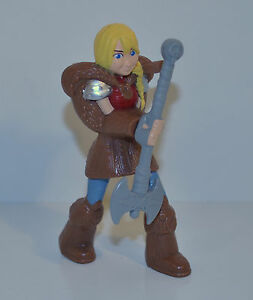 Rare 2014 Astrid 4 Action Figure Mcdonald S Europe How To Train Your Dragon 2 Ebay