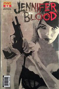 Jennifer-Blood-9-NM-1st-Print-Dynamite-Comics