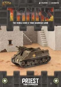 Tanks-Skirmish-Game-American-Priest-Tank-Expansion
