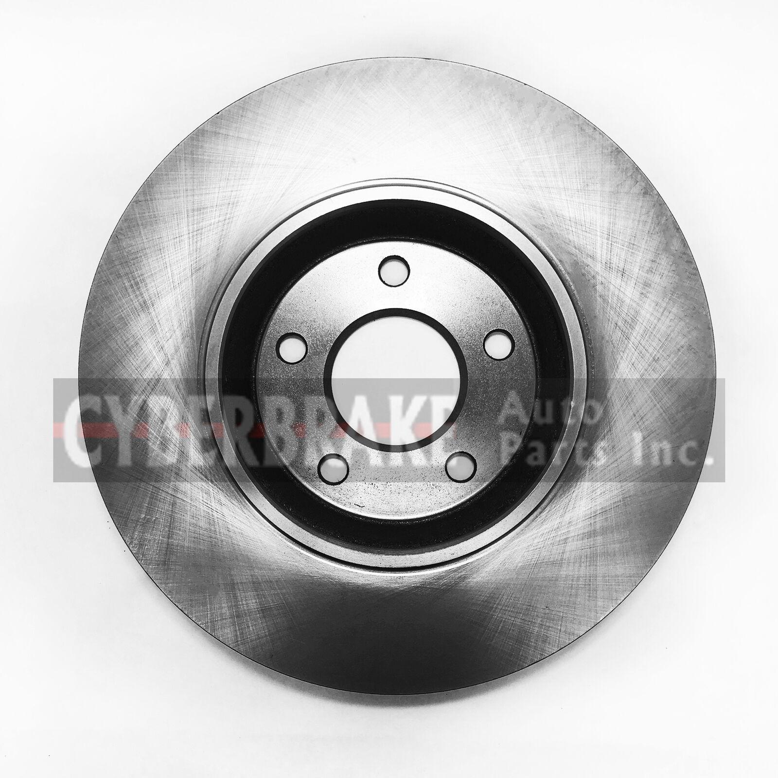 55093 FRONT Brake Rotor Pair of 2 Fits 07-09 Pontiac G5