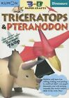 Dinosaurs: Triceratops & Pteranodon by Kumon Publishing North America, Inc(Paperback / softback)
