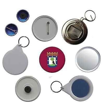 Spain Federal Flag Pin Button Badge Magnet Keyring Bottle Opener Mirror