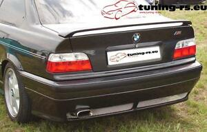 bmw e36 heckspoiler heckf gel spoiler neu look tuning rs. Black Bedroom Furniture Sets. Home Design Ideas