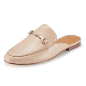 JENN-ARDOR-Women-039-s-Flats-Shoes-Pointed-Toe-Backless-Slipper-Slip-On-Loafer-Shoes