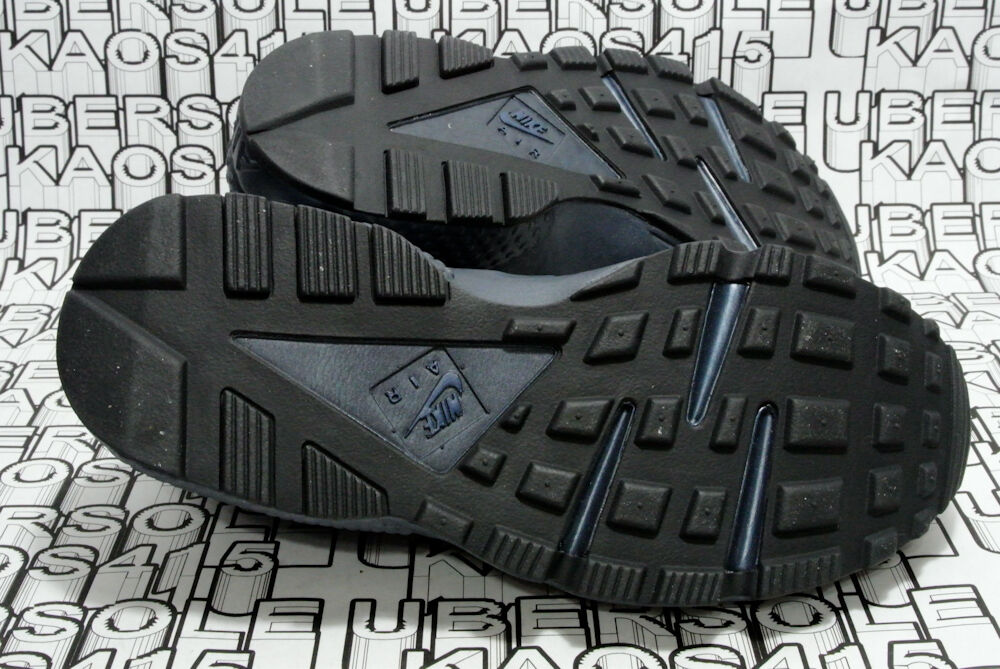 CUTE NEW Nike Nike Nike Huarache Metallic Blue GLITTERY Premium qs 683818 900 Women 6 38e79a