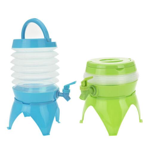 Drinks Dispenser Garden Collapsible Portable Camping 3.5 Liter
