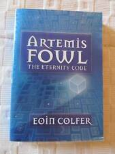 ARTEMIS FOWL* THE ETERNITY CODE *2003 SCHOLASTIC BOOK *EUC PAPERBACK