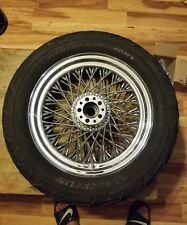 HardDrive 051-02631 16X3.5 Front 60 Spoke Wheel Single Disc