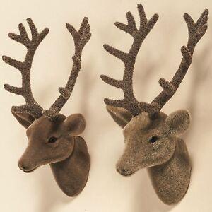 Hirschkopf-zum-Haengen-Wanddeko-Hirsch-Kunststoff-H-20-cm-Stueckpreis