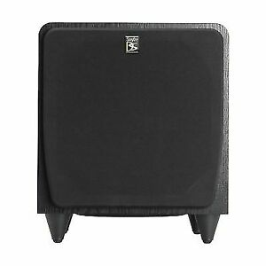 Sunfire-SDS12-12-034-600W-Black-Home-Theater-Sub-Powered-Subwoofer-Brand-New